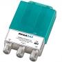 2x1  HI-ISO DiseqC switch med værhette