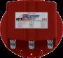 4x1 DiseqC switch + Bakkenett Antenne inngang