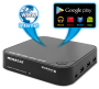 HDTV Satellitt Mottaker og Android Mediabox