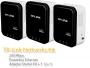 TP-Link Strøm Nettverkskit - 3 x Pack